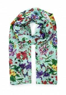 Женский мятный шарф