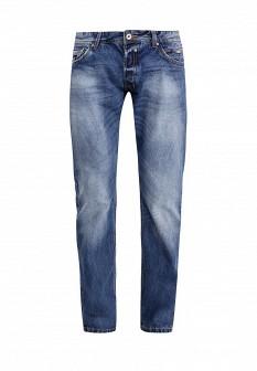 Мужские красные джинсы Alcott