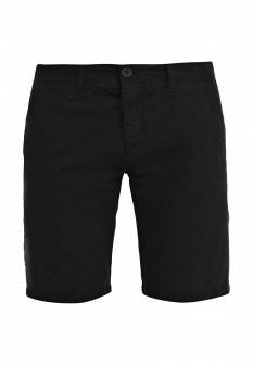Мужские черные шорты Alcott