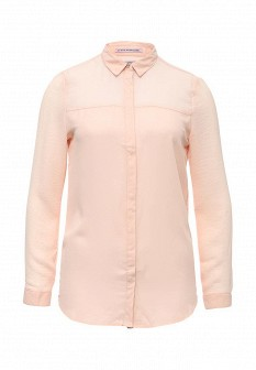 Розовая блузка Alcott