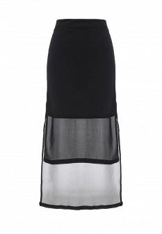 Черная юбка Alcott