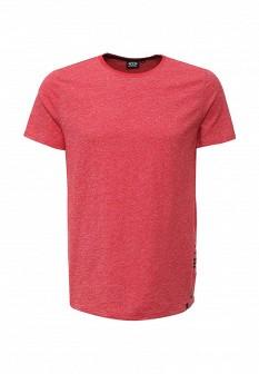 Мужская красная футболка Animal