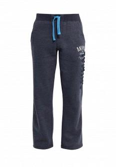 Мужские синие осенние брюки спорт