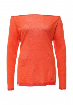 Женский оранжевый джемпер Armani Jeans