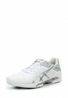 Мужские белые осенние кроссовки