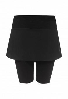 Черная юбка Asics