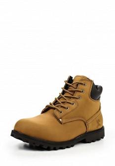 Мужские осенние ботинки из нубука