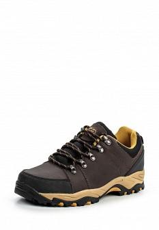 Мужские коричневые осенние кроссовки