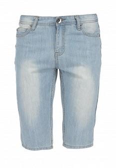 Мужские голубые джинсовые шорты