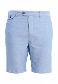 Мужские голубые шорты Baon