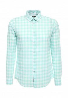 Мужская бирюзовая рубашка Baon