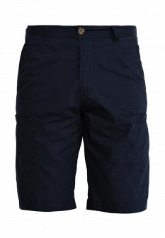 Мужские синие шорты Baon