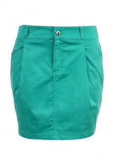 Зеленая юбка Baon