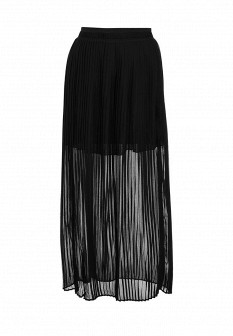 Черная юбка Baon