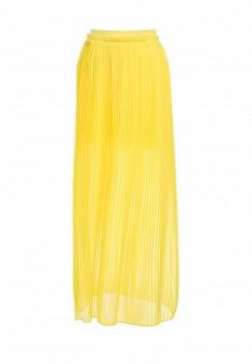 Желтая юбка Baon