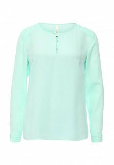 Бирюзовая блузка Baon