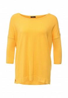 Женский желтый джемпер Baon