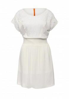 Молочное платье Baon