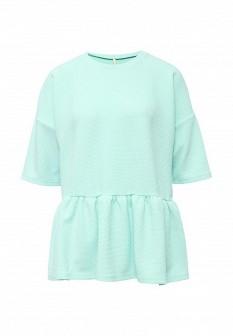 Женская мятная футболка Baon