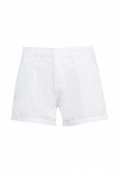 Женские белые осенние шорты Baon