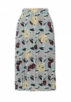 Серая юбка Baon