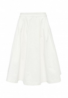 Белая юбка Baon