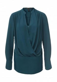 Осенняя блузка BCBGMAXAZRIA