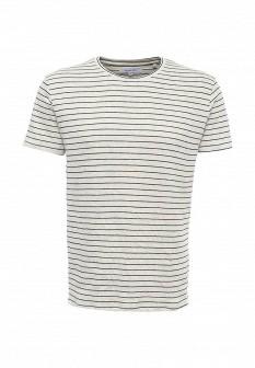 Мужская серая футболка