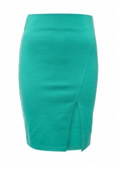 Зеленая юбка Befree