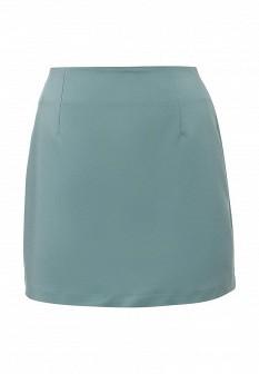 Бирюзовая юбка Befree