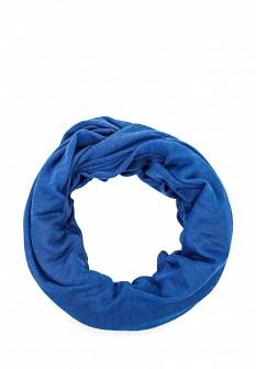 Женский синий шарф Befree