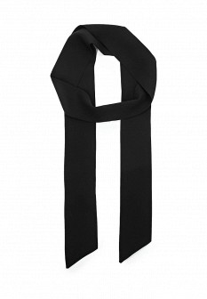 Женский черный шарф Befree