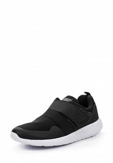 Мужские черные немецкие кожаные кроссовки