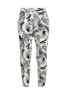 Женские белые черные осенние брюки