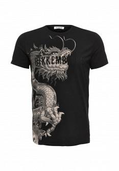Мужская футболка Bikkembergs
