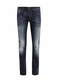 Мужские синие итальянские осенние джинсы