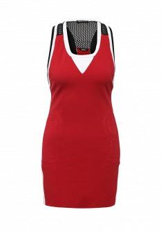 Итальянское платье Bikkembergs