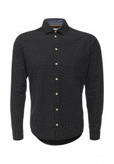 Мужская черная рубашка Blend