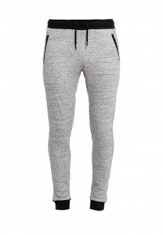 Мужские серые брюки спорт Blend