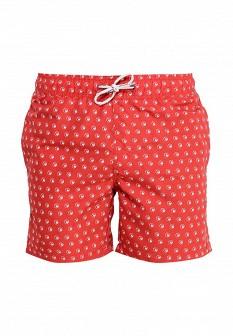Мужские красные шорты Blend