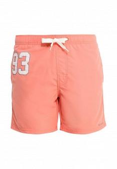 Мужские коралловые шорты Blend