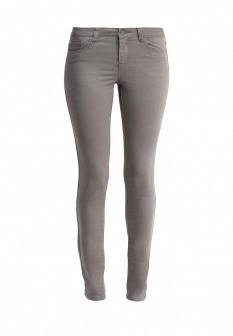 Женские серые осенние брюки Broadway