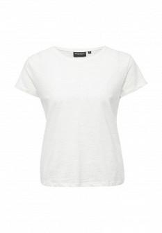 Женская бежевая футболка Broadway