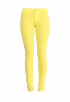 Женские желтые брюки Byblos