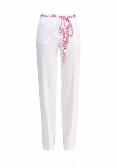 Женские белые итальянские брюки