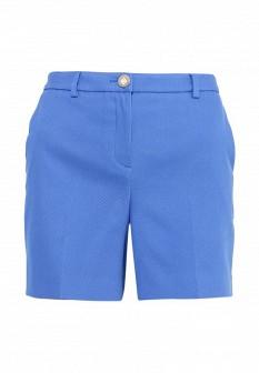 Женские синие итальянские шорты
