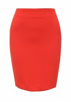 Красная итальянская юбка Byblos