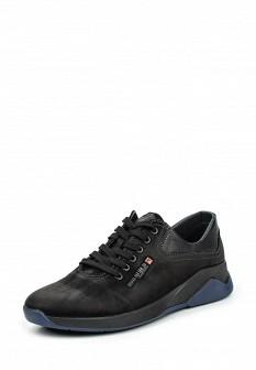 Мужские черные кроссовки Calipso