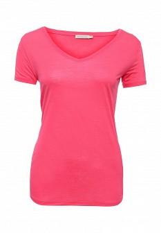 Женская розовая футболка Calvin Klein Jeans