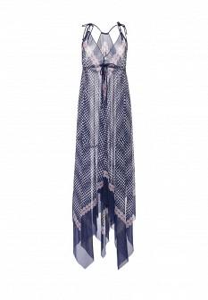 Фиолетовое платье Charmante